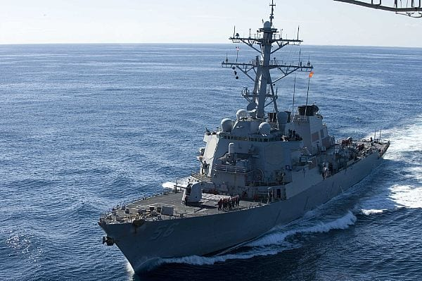 Commander of US Navy's 7th Fleet sacked
